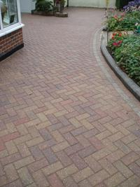 Driveway Cleaning Cambridge, Patio Cleaning Ely image