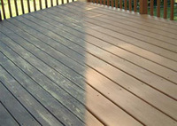 Decking Cleaning & Oiling image